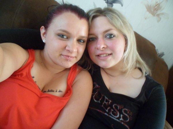Mes soeurs ; Mon bonheur ! <3