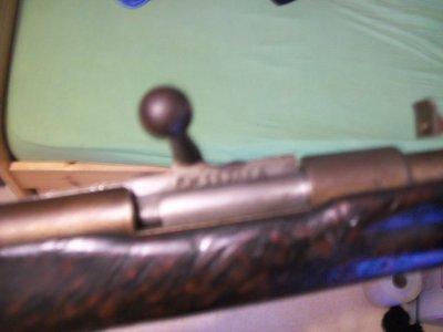 carabine 22 (prix d'achat 40¤)
