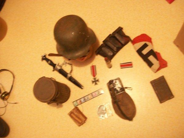 petite photos d'objet allemand que jai dans ma collection
