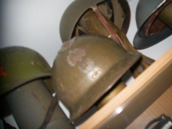 casque français adrian model 26