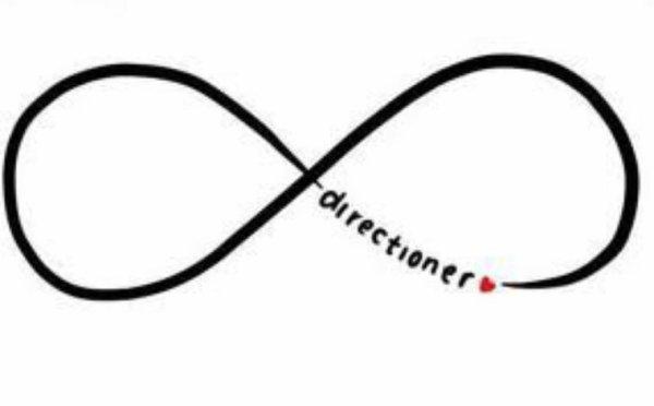 Symbole que toutes les Directioner's reconnaîtront ;)