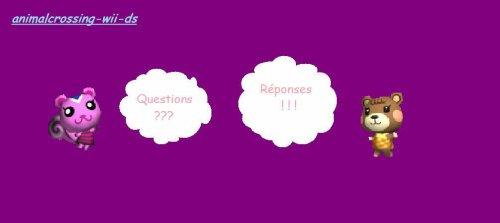 Questions/Réponses 3DS