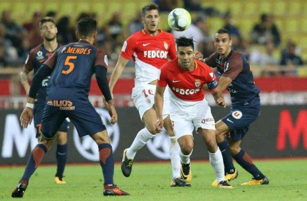 Ligue 1(J8)  : Montpellier arrache le nul à Monaco !