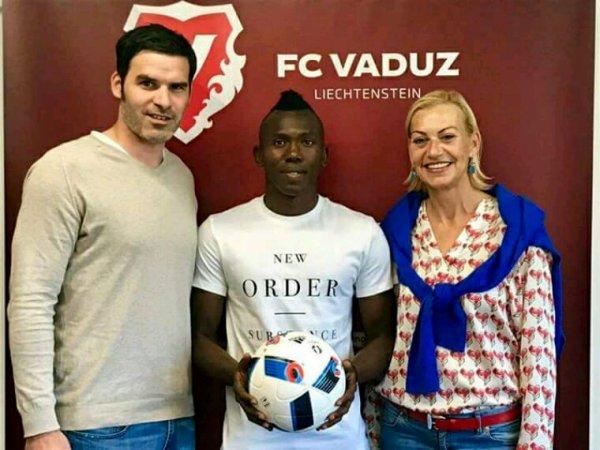Bénin/Transfert: Jodel DOSSOU débarque en suisse