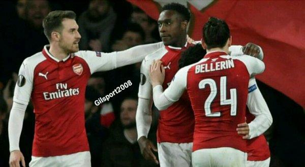 Ligue Europa : Arsenal se qualifie après un match nul