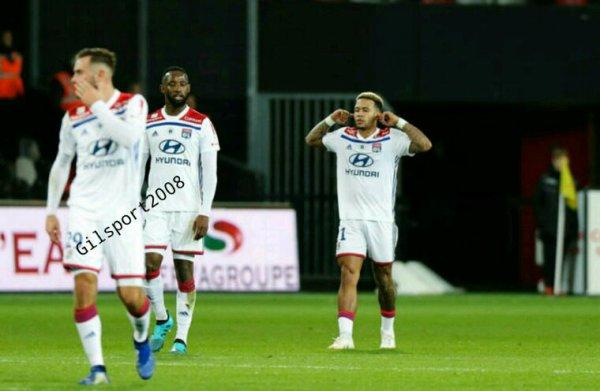 Ligue 1 (12è journée) : Lyon enfonce Guingamp