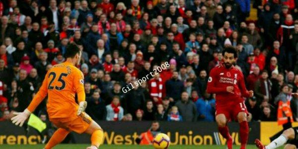 PL (12è journée) : Liverpool s'impose et prend provisoirement la tête du championnat