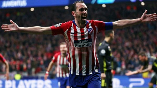 Ligue des champions: L' Atlético de Madrid crée la sensation devant la Juventus