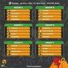 CAN ÉGYPTE 2019/Les poules connues: Le Bénin dans le groupe F