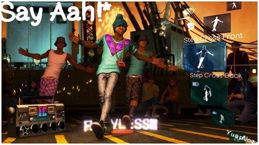 """.        NEWS: """"Say Aah"""" de Trey dans un jeu vidéo ! ."""