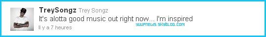 .         TWITTER TIME 30.07.2011: Un nouvel album prochainement ?  .