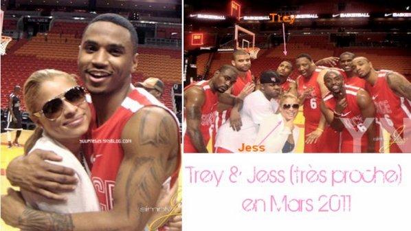 .        ARTiCLE SPECiALE: Découvrez tout ce que vous ignorer sur Trey & Simply Jess.  .