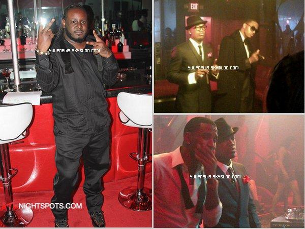""".        TOURNAGE DE CLIP : Trey et Ne-Yo sur le tournage de """"The Way You Move"""".  ."""