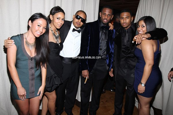 .       APPARITION 18.11.2011 : @Fabolous' Birthday Party  .