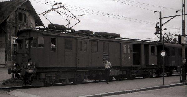 Trains omnibus dans la réalité (troisième partie)
