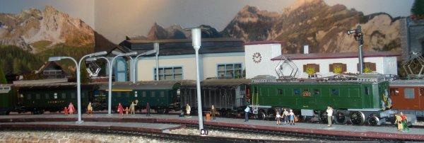 Trains omnibus dans le modélisme (réseau actuel - deuxième partie)