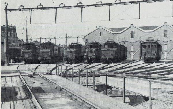 Adieu, vénéré Dépôt des Locomotives de Lausanne !