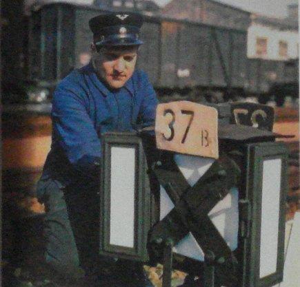 Emouvants cheminots du temps jadis (première partie)
