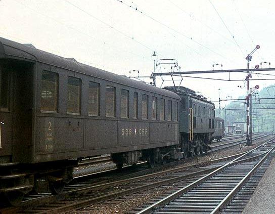 Plaisirs ferroviaires désormais définitivement enfuis (troisième partie) !