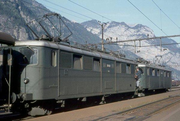 Plaisirs ferroviaires désormais définitivement enfuis (quatrième partie)