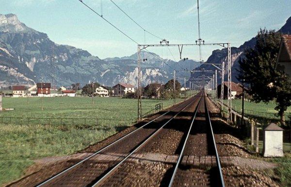 Plaisirs ferroviaires définitivement enfuis (cinquième partie)