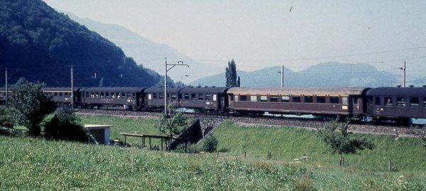 Plaisirs ferroviaires définitivement enfuis (sixième partie)