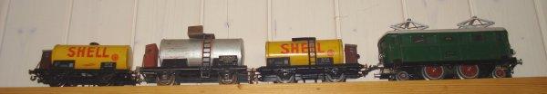 Locomotives Ae 4/6 dans leur vie quotidienne et locomotive BUCO 314 (quatrième partie)