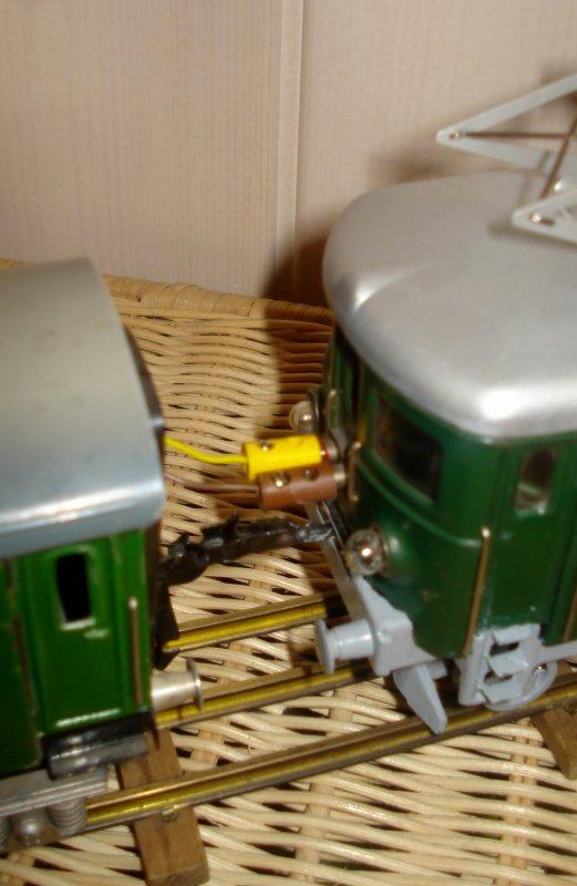 Amélioration esthétique finale de ma locomotive 314 :