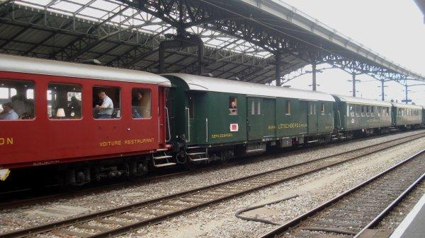 Une journée ferroviairo-patrimoniale exceptionnelle (première partie)