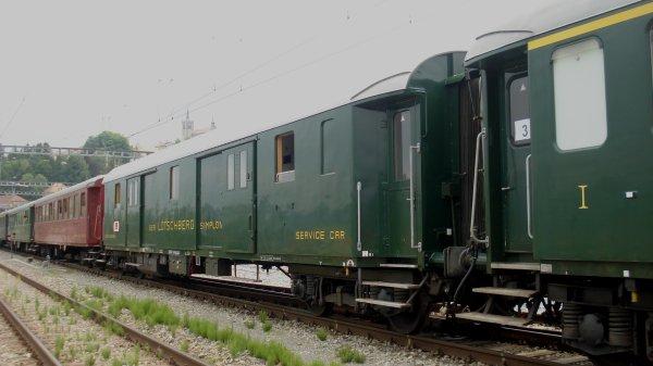 Une journée ferroviairo-patrimoniale exceptionnelle (deuxième partie)