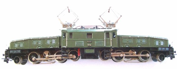 """Modèles HO MAERKLIN """"CCS 800/3015"""" de la production des années 1947 à 1975 – Informations complémentaires - (Première partie)"""