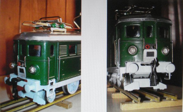 """Les deux ultimes améliorations encore apportées à ma locomotive BUCO 314, devenue désormais """"314 L"""""""