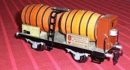 """Acquisition et amélioration de nouveaux wagons de marchandises BUCO """"Tin-Plate"""" 0 à deux essieux (deuxième partie)"""