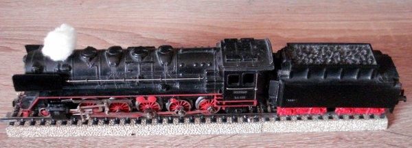 Vente de locomotives HO, système alternatif trois rails, technologie électromécanique