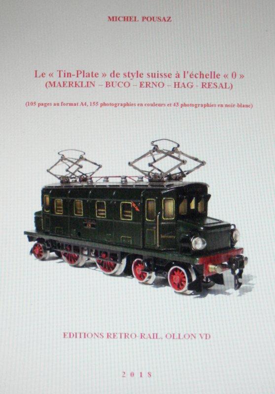 Deux publications ferroviaires (en langue française) absolument uniques en leur genre et liquidation de revues ferroviaires helvético-européennes
