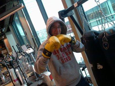siisii le boxeur
