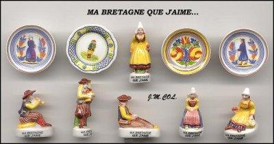 MA  COLLECTION  :  LA BRETAGNE