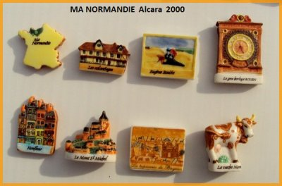 MA  COLLECTION  :  LA NORMANDIE