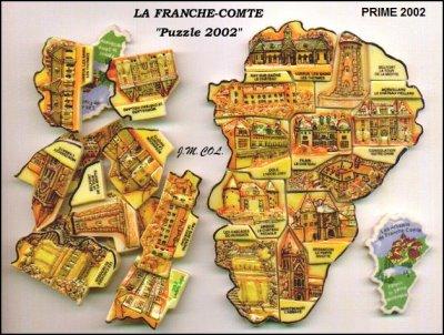 LA FRANCHE COMTE