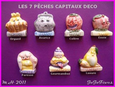 MOULIN A HUILE  2011  LES 7 PÊCHES CAPITAUX  BEBES EMMAILLOTES  LES PÂTES  PUZZLE LA CIGALE  LES 4 SAISONS  LE HUSSARD DE TARBES