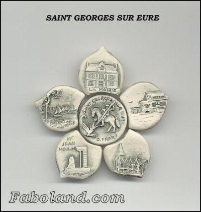 MIDGARD  2006   LES KORRIGANS / PUZZLE SAINT GEORGES / FABLES DE LA FONTAINE