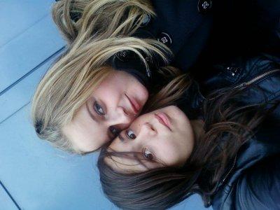 Ma meilleure amie et moi <3
