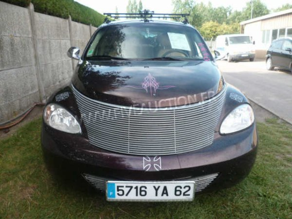 chrysler pt cruiser tuning famille tuning moto copain. Black Bedroom Furniture Sets. Home Design Ideas