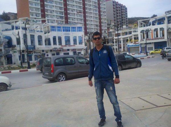 c moi à annaba :)