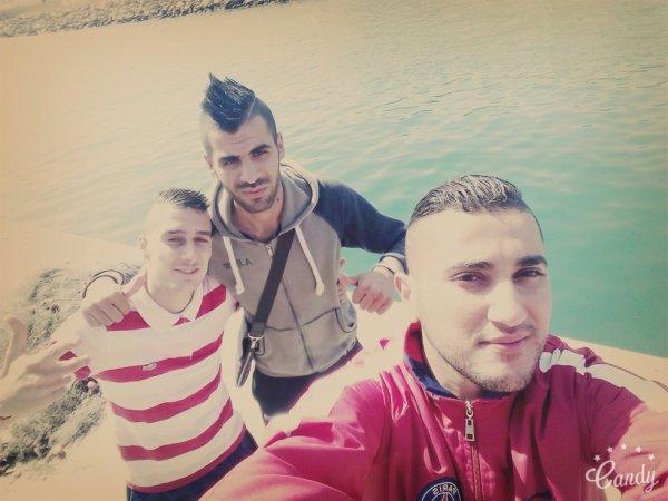avec #les_amis *_*