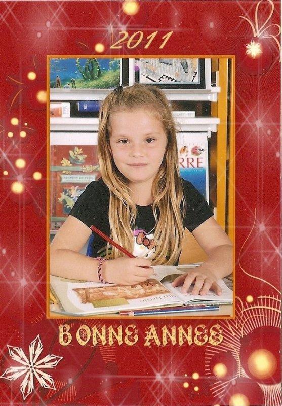 BONNE ANNEE 2011 A TOUTES ET A TOUS