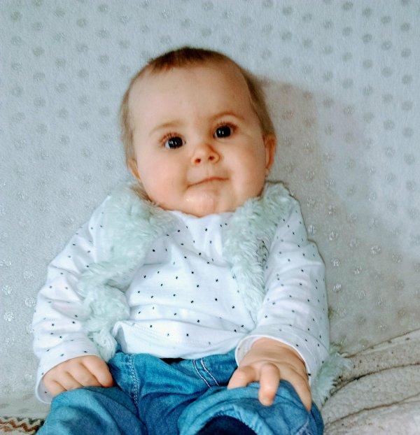 Ma fille sheryna