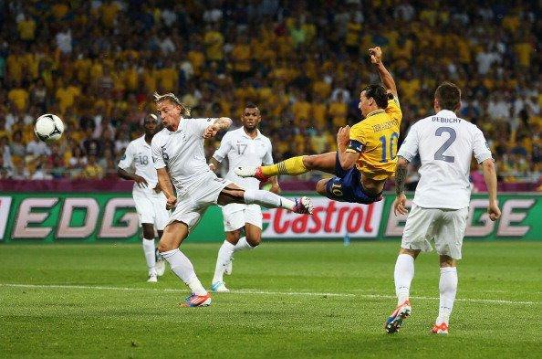 Ibrahimovic <3