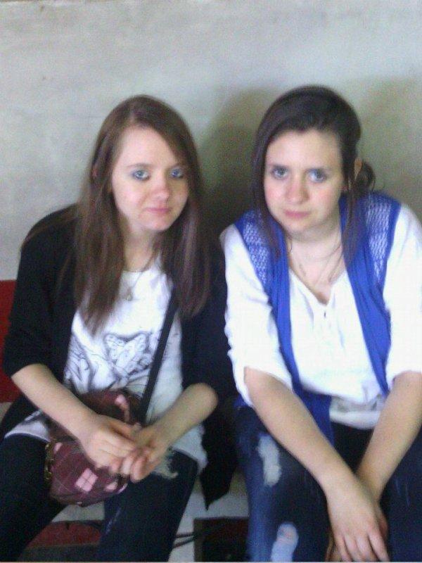 ma soeur pauline et moi