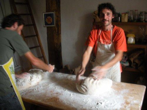 Fare il pane !
